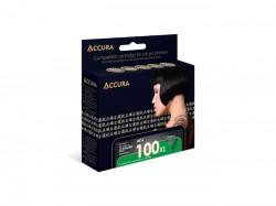 Accura alternativní inkoust Lexmark 100XL Black 23 ml