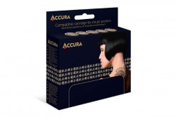 ACCURA inkoust do Lexmark No. 16 (10N0016) - black 16ml reg