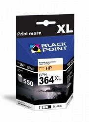 Black Point HP No 364XL BK (CN684EE) černý - 17,5 ml