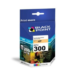 Black Point HP No 300 (CC643EE) color 12 ml