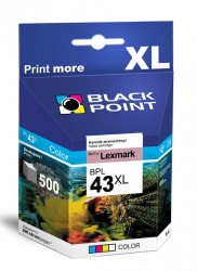 Black Point Lexmark BPL 43XL (18YX143E) color - 16 ml