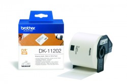 Štítky Brother DK-11202
