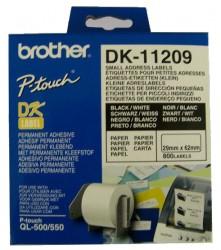 papír Brother (DK-11209)