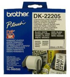 Štítky Brother DK-22205