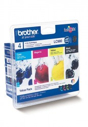 Brother LC 980 [Multi Pack]