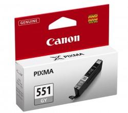 Canon CLI551G šedý, iP7250/ MG5450/ MG6350, výd. 304 str