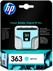 HP No. 363 (C8774EE - 6 ml) HP Photo Smart 8250 light cyan