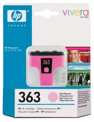 HP No. 363 (C8775EE - 6 ml) HP Photo Smart 8250 light magenta