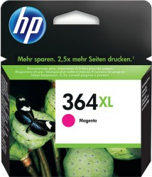 HP No. 364 XL (CB 324EE) pro Photo Smart D5460/D7560 magenta