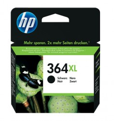 HP No. 364 XL (CN684EE) do Photo Smart D5460 / D7560 černý