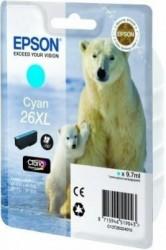 Epson C13T26324010 XP 600/ 700, modrý , 9,7 ml