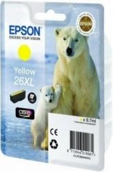 Epson C13T26344010 XP 600/ 700, žlutý, 9,7 ml