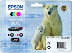 Epson C13T26364010 sada T2636 XL CMYK Claria Multi Pack XP-600/ 700/ 800