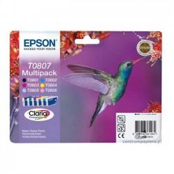 Epson T0807 Claria Photo [Multi Pack]