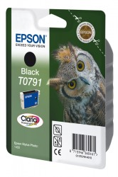 Epson C13T07914010 (11ml) - Stylus Photo 1400 černý