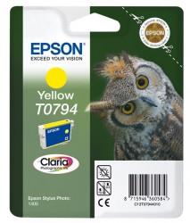 Epson C13T07944010 (11ml) - Stylus Photo 1400 yellow