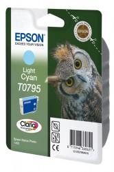 Epson C13T07954010 (11ml) - Stylus Photo 1400 light cyan