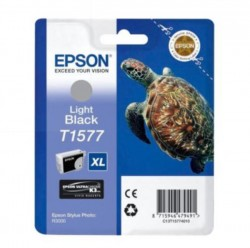 Epson C13T15774010 do R3000 světlý černý 25,9 ml