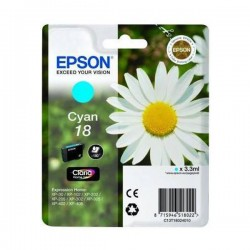 Epson C13T18024010 modrá (3,3 ml) XP-102/202/205/302/305/402/405/405WH