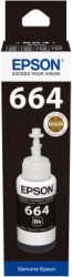 Epson C13T66414 inkoust pro L100/200 Series 70 ml (černý)