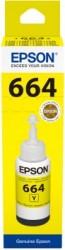 Epson C13T66444 inkoust pro L100/200 Series 70 ml (žlutý)