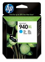 HP No. 940XL -(C4907AE) inkoustová kazeta HP do Off. Jet PRO 8000/ 8500, modrý