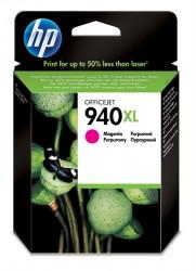 HP No. 940XL - (C4908AE) inkoustová kazeta HP do Off. Jet PRO 8000/ 8500, purpurový