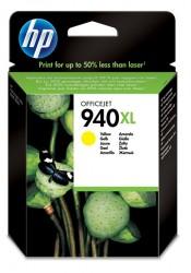 HP No. 940XL - (C4909AE) inkoustová kazeta HP do Off. Jet PRO 8000/ 8500, žlutý