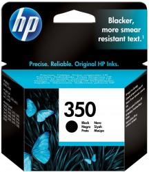 HP No. 350 (CB335EE) černá tisková náplň Viviera