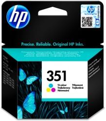 HP No. 351 (CB337EE) tříbarevná tisková náplň Viviera