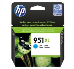 HP No. 951XL - (CN046AE) inkoustová kazeta HP do Off. Jet PRO 8100/ 8600, modrá
