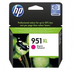 HP No. 951XL - (CN047AE) inkoustová kazeta HP do Off. Jet PRO 8100/ 8600, purpurová
