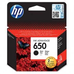 HP No. 650 (CZ101AE) černá pro DJ 2515/ 3515e , vyd. do 360 str.
