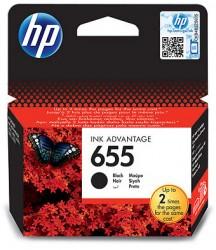 HP CZ109AE černá č. 655 pro Ink Advantage 3525, 5525 vyd. do 550 str.