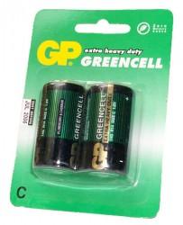Baterie R14 (2 ks.) GP-Batteries
