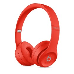Beats by Dr. Dre Solo3 Wireless Red