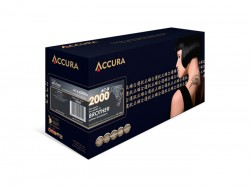 ACCURA válec do Brother (DR-2000); DCP-7010; HL-2030; MFC-7420; Fax-2920 - black 12.000 stránek