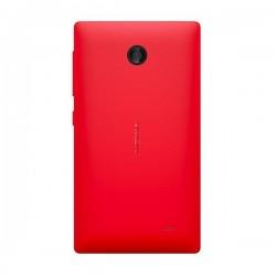 Pouzdro CC-3080 Nokia Shell Red pro Nokia X/ X+ Dual Sim