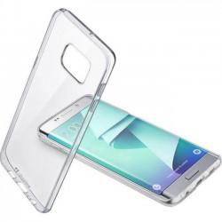 Cellular Line Clear Duo pouzdro pro Samsung Galaxy S7 Edge, čiré