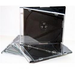 Slim box na CD/DVD LUX (10ks v balení)