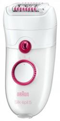 Braun SE 5 5185L Bílo-růžový