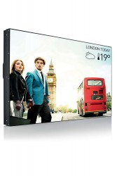55'' Philips BDL5588XH Direct-LED Ultra Slim Bezel Public Display High Brightness 3.5 mm OPS