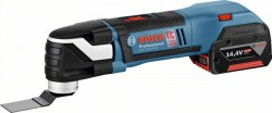 Multi-Cutter Bosch GOP 14,4 V-EC+