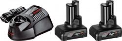Bosch Zestaw GBA 10,8 V 4,0 Ah O-B + AL 1130 CV 1 600 Z00 046