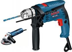 Bosch GSB 13 RE + GWS 7-125