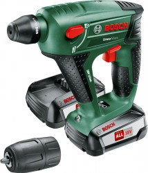 Bosch Uneo Maxx 18V LI 2x2.5 Ah + kufr