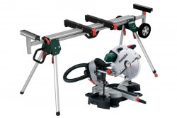 Metabo Set KGS 315 Plus + KSU 401