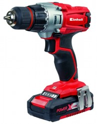 Einhell TE-CD 18 Li KIT 2 x 1,5 Ah