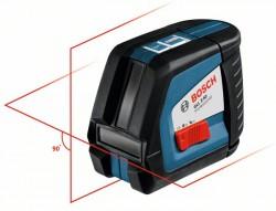 Bosch GLL 2-50 z odbiorn. LR2 + BM1 Plus. LB