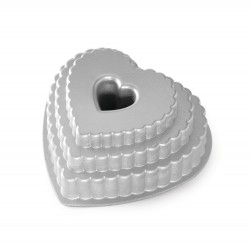 Nordic Ware Tiered Heart